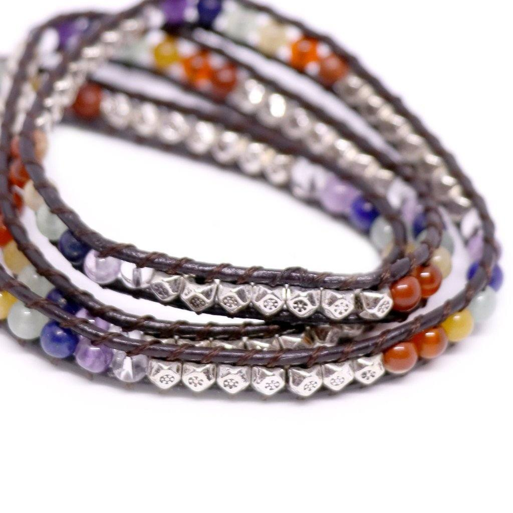 Love is Love is Love Wrap Bracelet