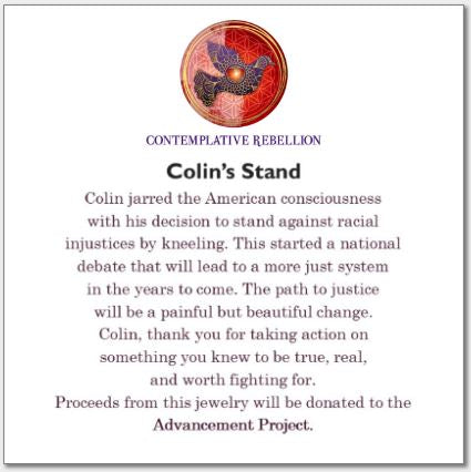 Colin's Stand
