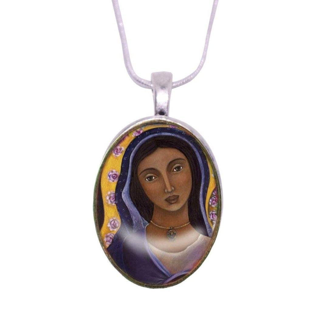 Mother Mary Pendant