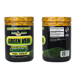 Green Vein - Powder (250 Grams) - Bliss Nutra