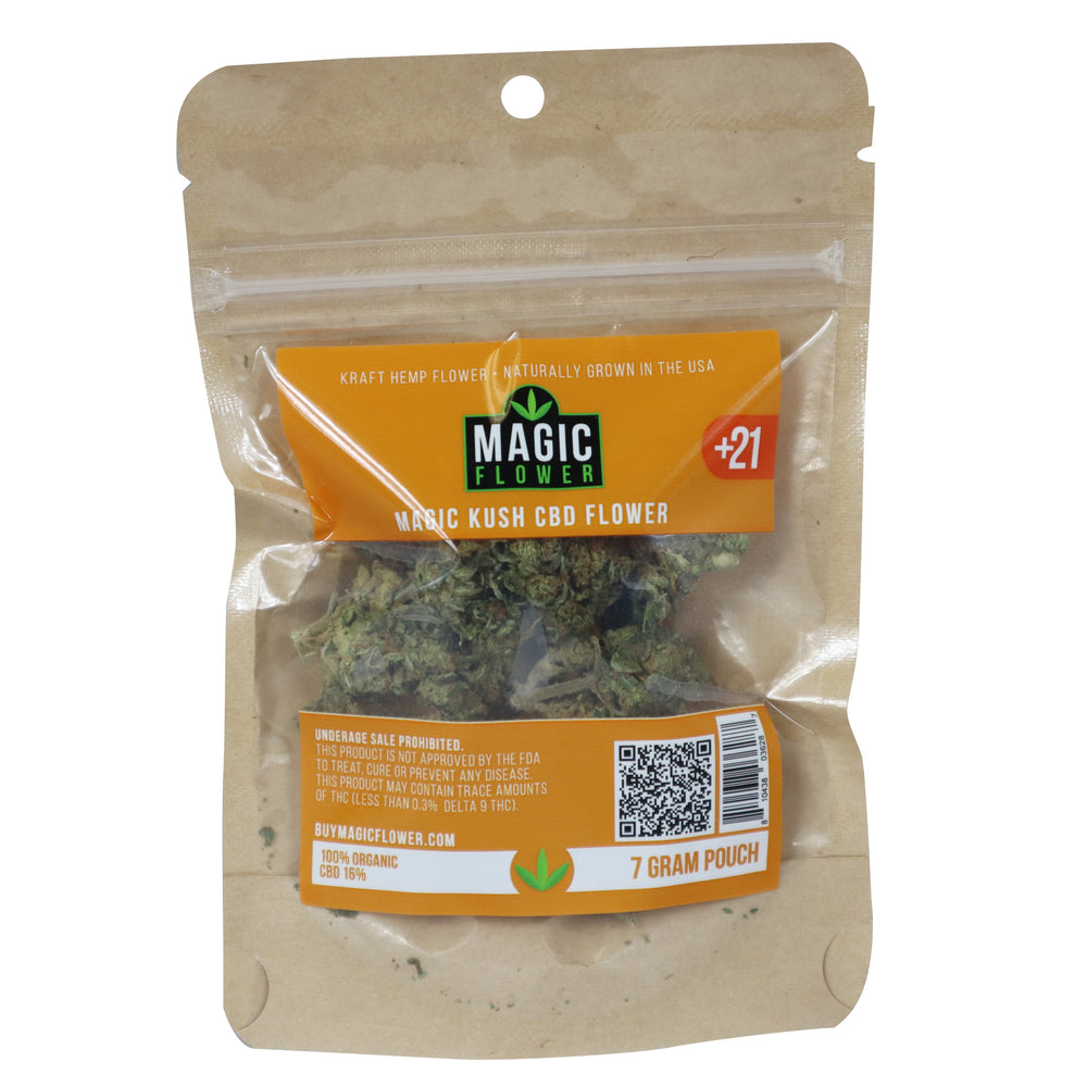 Magic Kush CBD Flower 7 grams