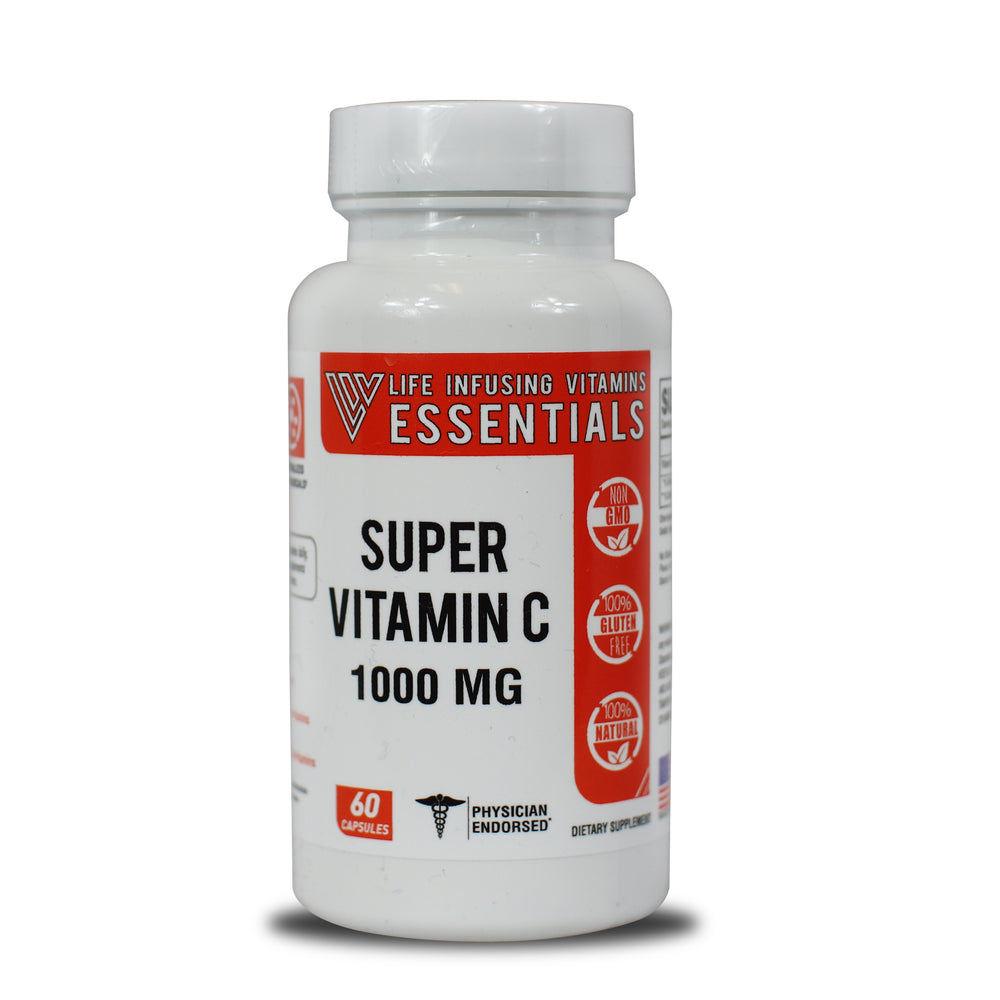 Super Vitamin C 1000 mg  - 60 ct