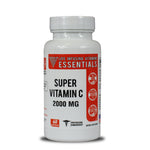Super Vitamin C 2000 mg  - 60 ct