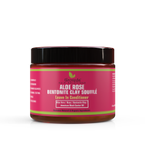 Aloe Rose Bentonite Clay Souffle Leave In Conditioner