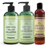 Groveda Hair Growth Bundle - For Longer Thicker Hair