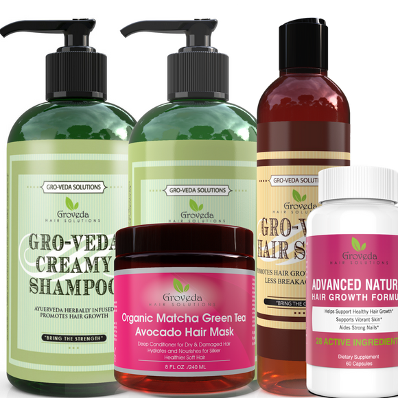Regrow, Revive, Rejuvenate All In One Bundle