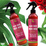 Aloe Rose Day Hair Milk