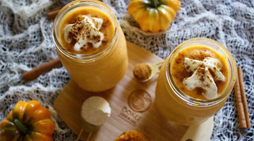 Boku Pumpkin Smoothie