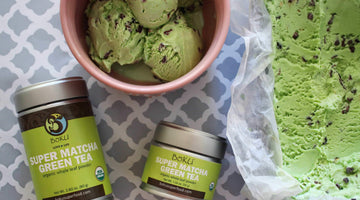 Matcha Cacao Chip Ice Cream