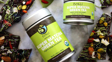 Matcha Superfood Bark
