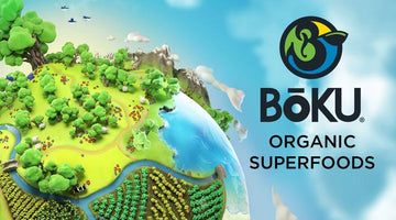 The BōKU Superfood Process: The Future Of Food Is Here