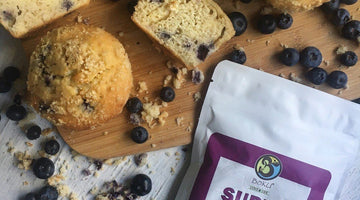 Super Berries Muffins
