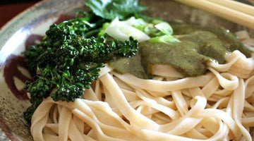 Almond-Sesame Spicy Noodle Sauce