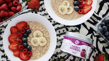 Boku Super Berries Oatmeal