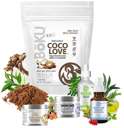Organic Superfood Powders | Protein Diet | Boku Superfood | Protein Powders | Organic Food