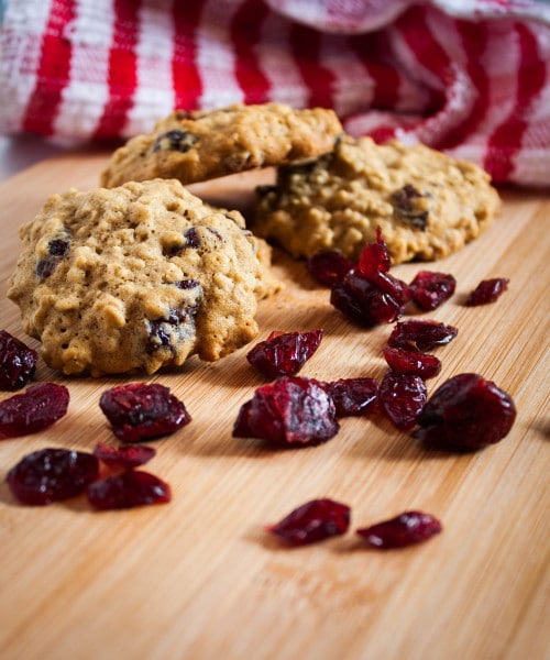 Berry Delicious Breakfast Cookies