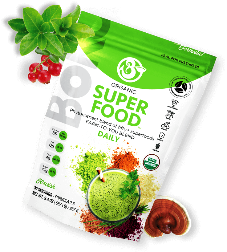Organic Superfood