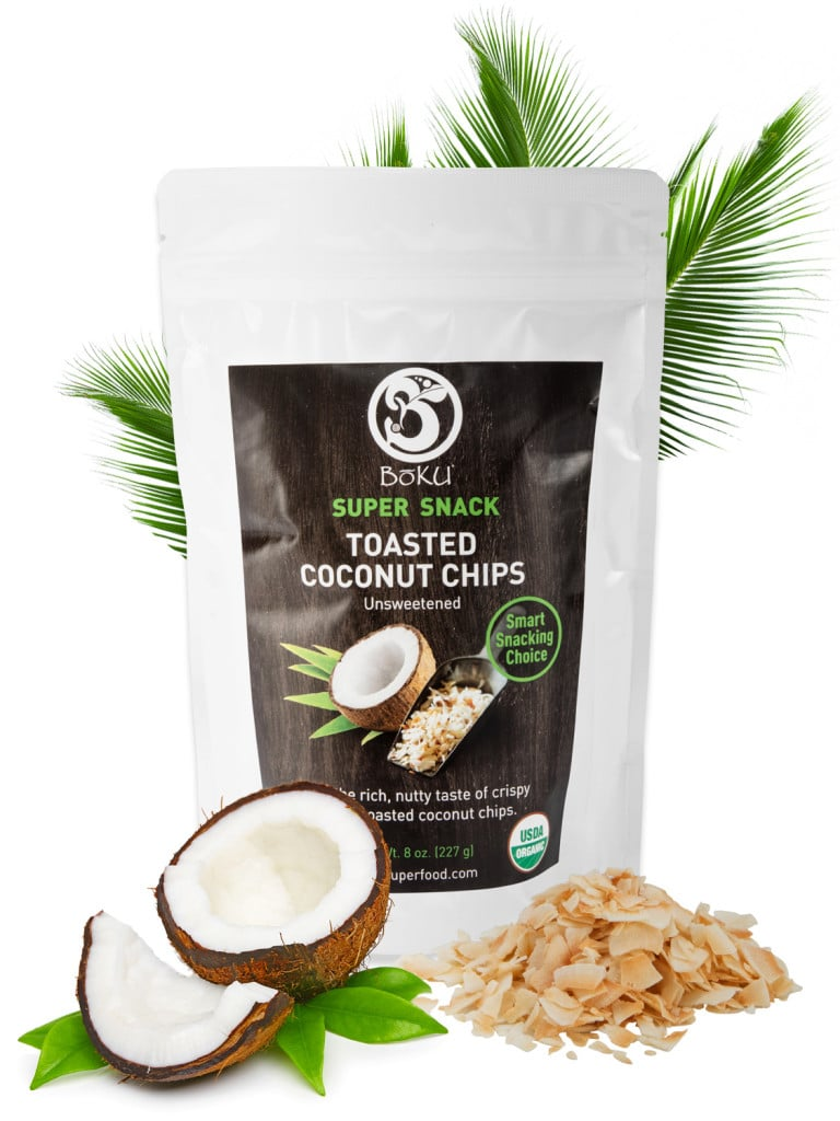 Boku Toasted Coconut Chips