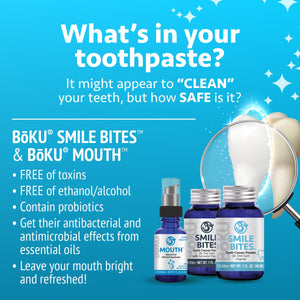 Mouth & Smile Kit Kit BoKU® Superfood