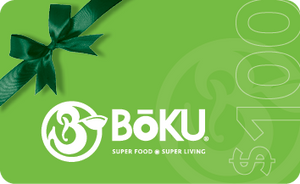 Gift Card Gift Card BoKU® Superfood $100 | Gift Cards