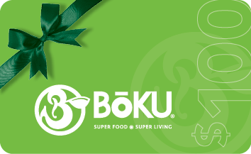 Gift Card Gift Card BoKU® Superfood $100