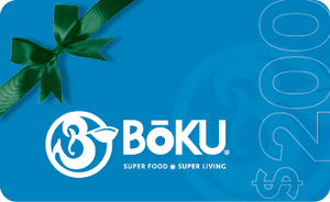 Gift Card Gift Card BoKU® Superfood $200