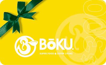 Gift Card Gift Card BoKU® Superfood $300 | Gift Cards