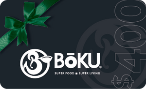 Gift Card Gift Card BoKU® Superfood $400