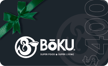 Gift Card Gift Card BoKU® Superfood $400 | Gift Cards