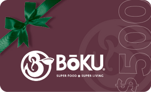Gift Card Gift Card BoKU® Superfood $500