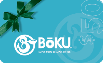 Gift Card Gift Card BoKU® Superfood $50