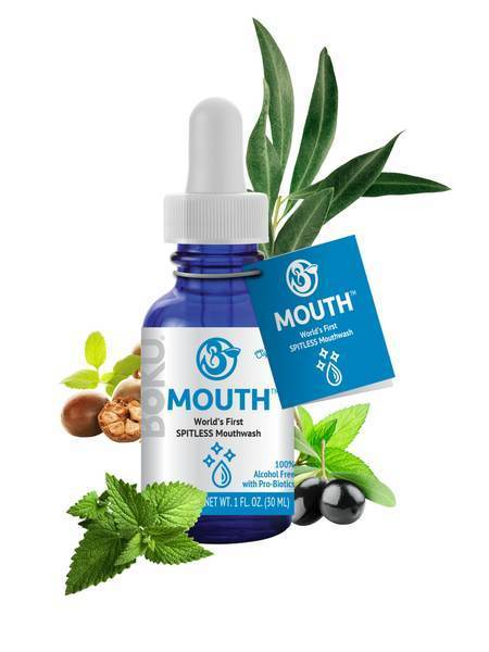 Mouth Bath & Body BoKU® Superfood | Mouthwash