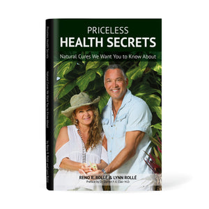 Priceless Health Secrets Book Hardgoods BoKU® Superfood
