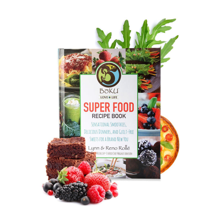 Super Food Recipe Book Hardgoods BoKU® Superfood