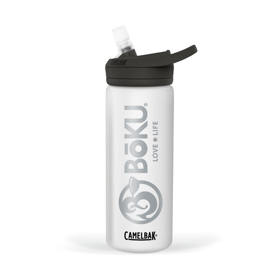 CamelBak Stainless Steel Water Bottles Hardgoods BoKU® Superfood White