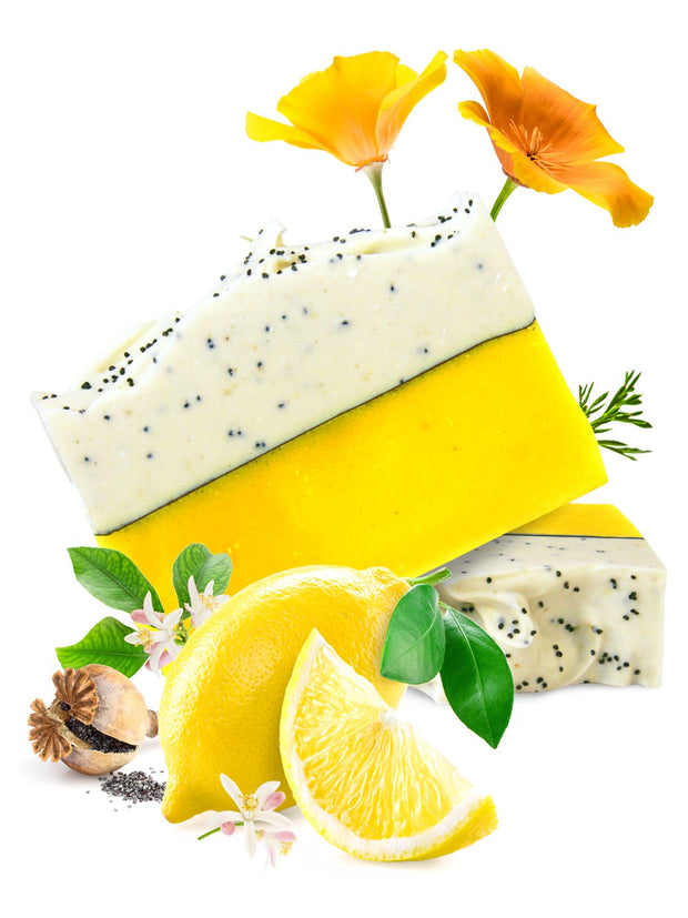 Superfood Soaps Bath & Body BoKU® Superfood Lemon Poppyseed