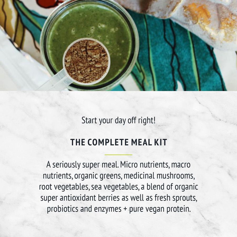 Complete Meal Kit- Vanilla Powders BoKU® Superfood