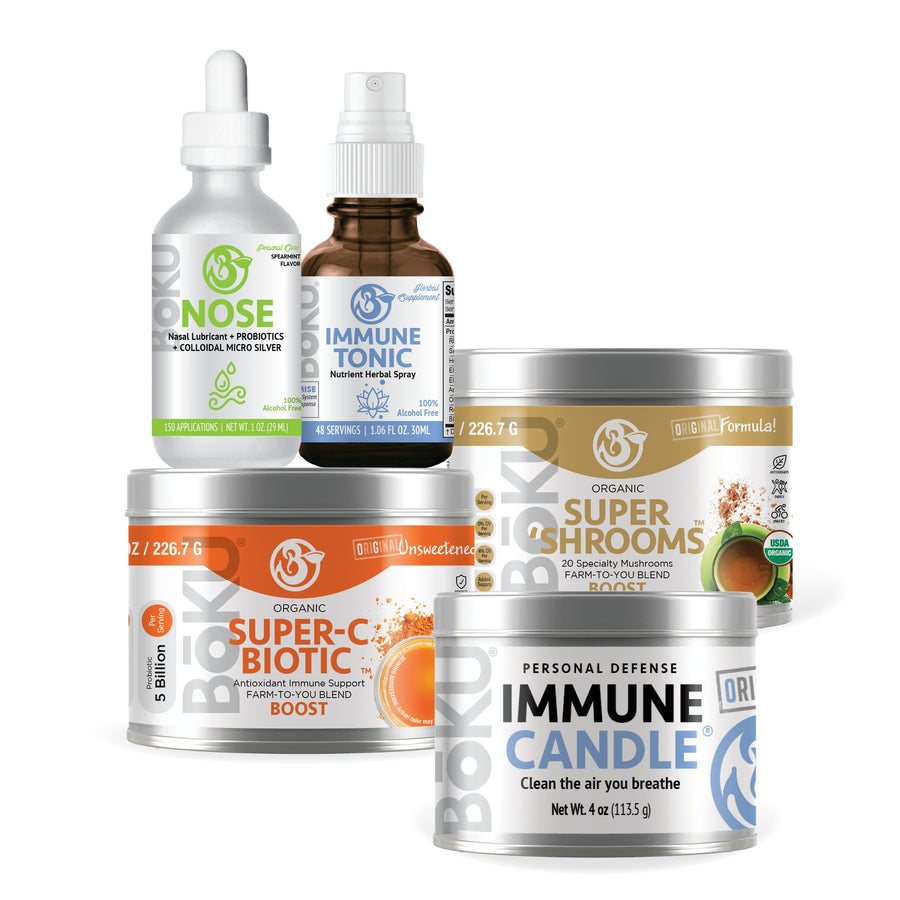 Ultimate Immune Kit BoKU® Superfood Large