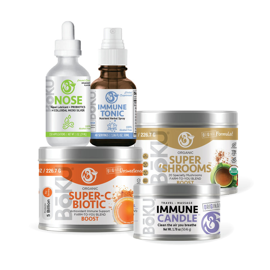 Ultimate Immune Kit BoKU® Superfood Small