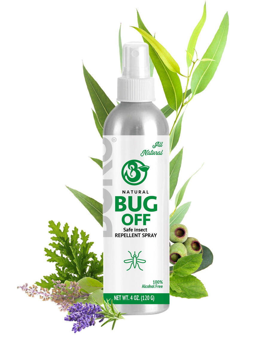 Bug Off Spray Bath & Body BoKU® Superfood 4oz | Bug Sprays