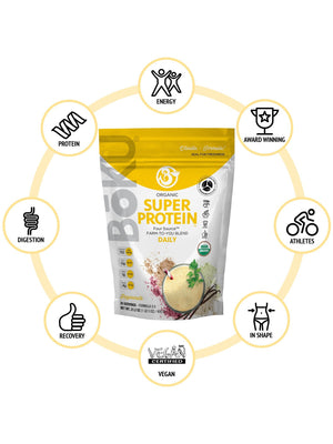 Super Protein- Vanilla (Subscription) Powders BoKU® Superfood