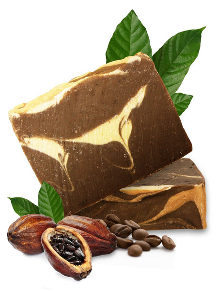 Coffee and Cream Superfood Soap