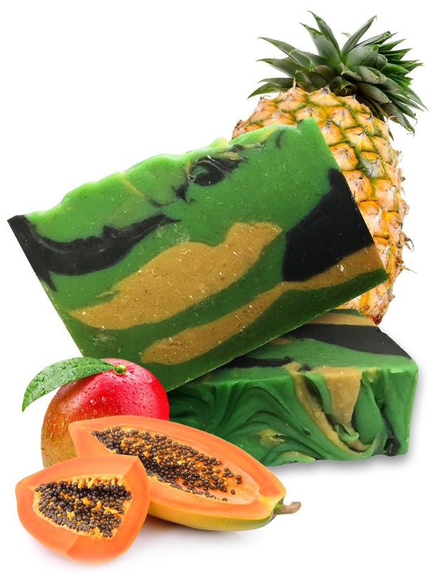 Superfood Soaps Bath & Body BoKU® Superfood Jamaican Me Clean