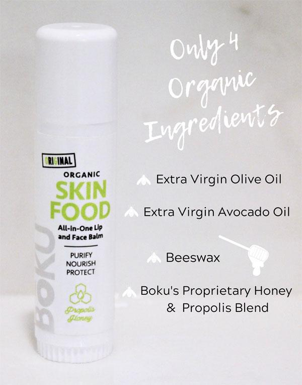 Skin Food Bath & Body BoKU® Superfood | Skincare