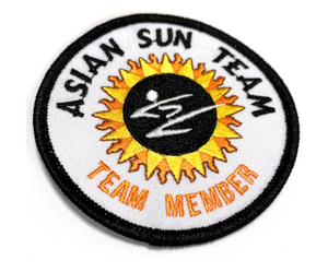 2020 Asian Sun TEAM Patch