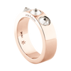 Amor Fati 3 Inverted Wide Diamond Band