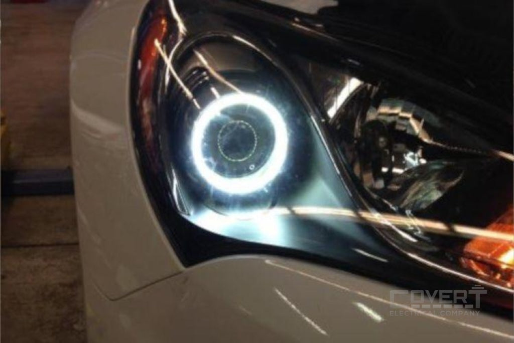 2010-2016 Hyundai Genesis Coupe Hd Led Halos Light