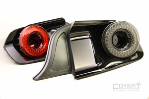Ford Mustang (15-18): Morimoto Xb Led Tails Tail Light Assembly