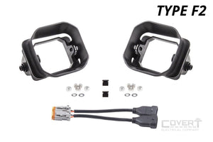 Ss3 Fog Light Mounting Kit Led