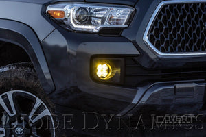 Stage Series 3 Sae/dot Type B Fog Light Kit Led